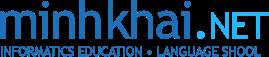 TinHocMinhKhai Tagline